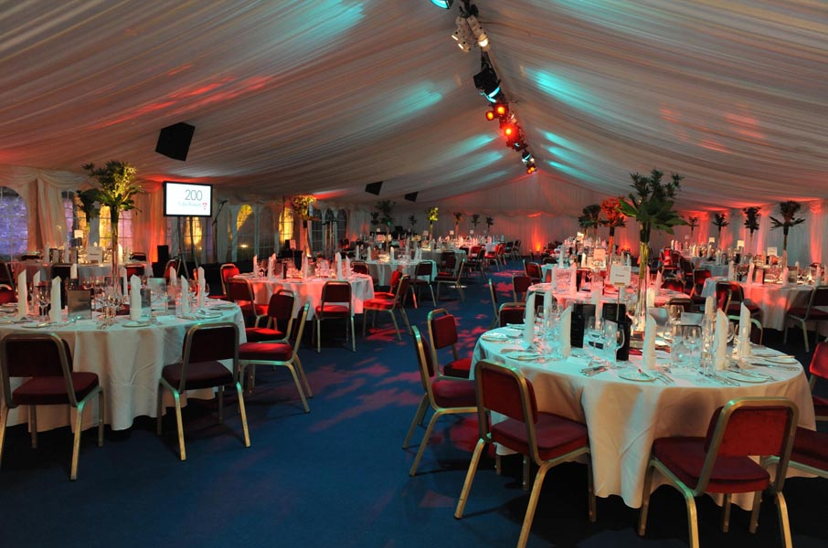 – Interior for a corporate event