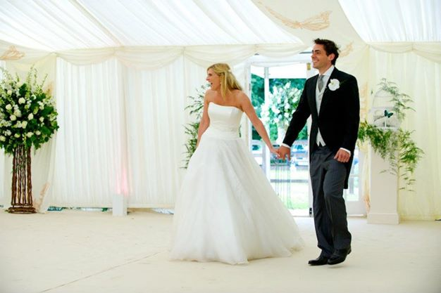 Wedding Marquee Hire Scotland
